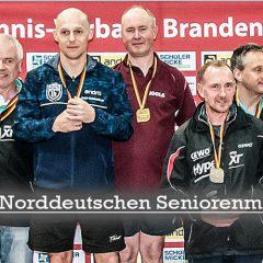 Starkes Stück bei den Norddeutschen Seniorenmeisterschaften im Kienbaum!